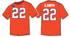 Florida Gators Jordan #22 Emmitt Smith Ring of Honor T-Shirt