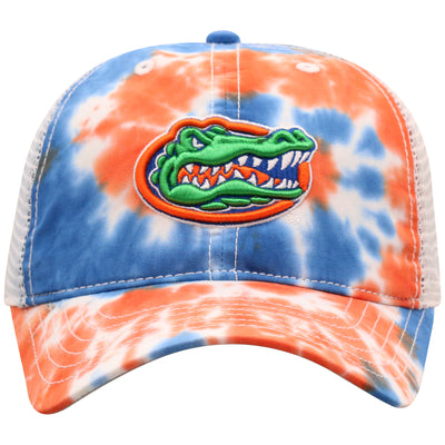 Florida Gators Tidy Tie-Dye Mesh Hat