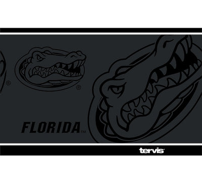 Florida Gators Blackout Stainless Tervis Tumbler