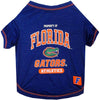 Florida Gators Doggie Tee Shirt
