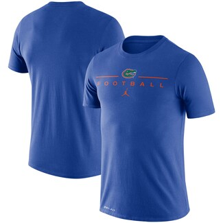 Florida Gators Football Jordan Brand Icon Performance T-shirt