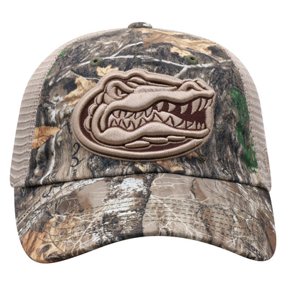 Florida Gators Real Tree Acorn Mesh Hat