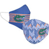 Florida Gators Reversable Desden Face Mask