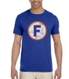 Florida Gators Throwback Circle F tee