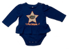 Florida Star Infant Longsleeve Onesie
