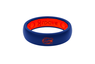 Florida Gators Silicone Groove Ring