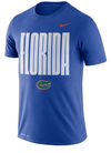 Florida Gators Nike SS Legend Florida Logo Dri-Fit T-Shirt