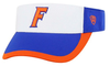 Florida Gators Speed F Game Time Memory Fit Visor