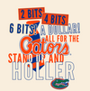 Florida Gators Two Bits T-Shirt