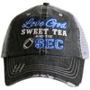 "Florida Gators ""Love God, Sweet Tea, and the SEC"" Hat"