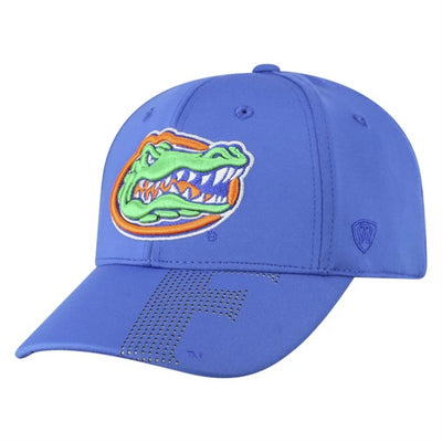 Florida Gator Head Pitted Memory Fit Hat