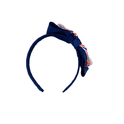Florida Gators Chevron Fluff Headband
