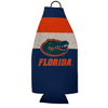 Florida Gators Color Block Bottle Koozie
