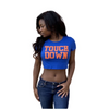 Florida Gators Ladies' Touch Down Crop Top