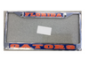 Florida Gators Domed License Plate Frame