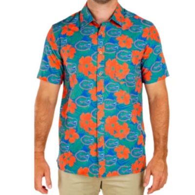 Florida Gators I Am Florida Man Hawaiian Shirt