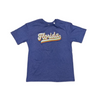 Florida Gators Vintage Rainbow Script T-Shirt
