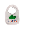 Florida Gators Bib (w/ Gator Head)