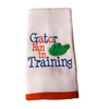 Florida Gators Burp Cloth (w/ Gator Fan)