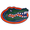 Florida Gators Gator Head Vinyl Decal