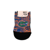Florida Gators Graphic Gator Skin Youth Low Cut Socks