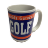 Florida Gators Golf Coffee Mug