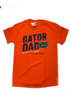 Florida Gators Jersey Dad T-Shirt