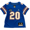 Florida Gators Jordan Toddler Untouchable #20 Football Jersey
