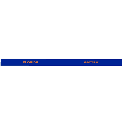 Florida Gator Spirit Rubber Wristband