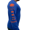 Florida Gators Jordan Dri-Fit Basketball Long Sleeve Performance T-Shirt