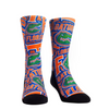 Florida Gators Graphic Logo Sketch Crew Socks