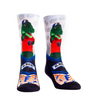 Florida Gators Graphic Mascot Walkout Crew Socks