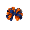 Florida Gators Multi Loop w/ Button Hair Clip