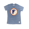 Florida Gators Retro F Logo T-Shirt