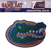 Florida Gators Rhinestone Gator Head Decal