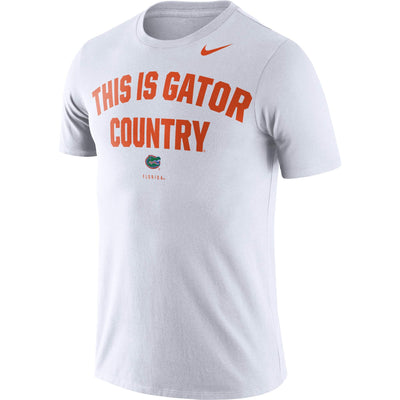 Florida Gators Nike This Is Gator Country T-Shirt