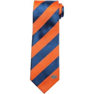 Florida Gators Regiment Tie