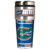 Florida Gators Travel Tumbler (w/ Wrap & Metal Emblem)