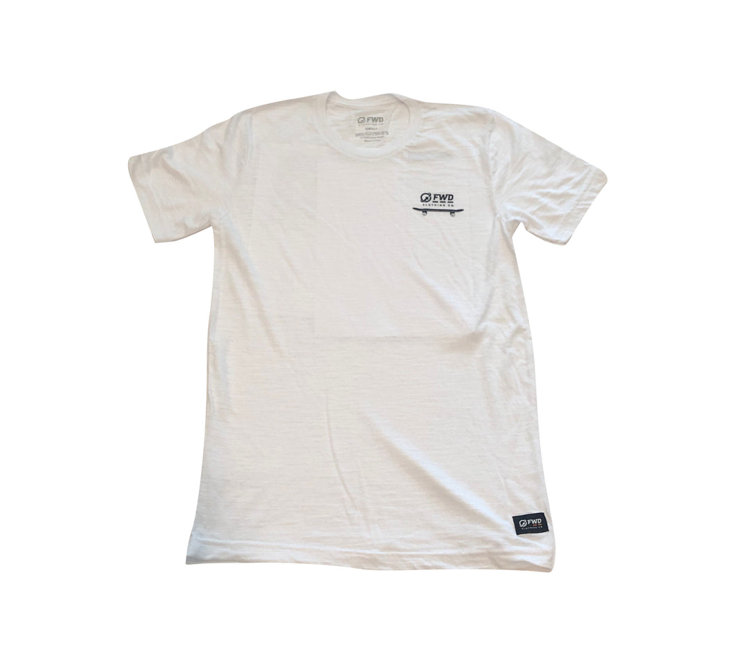 FWD Half Pipe Tee