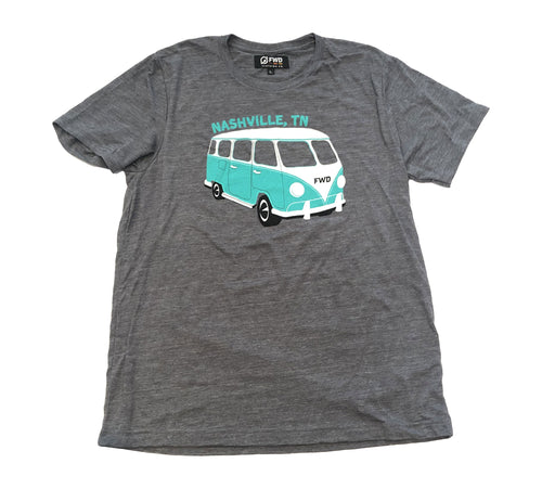 FWD Nashville TN Bus Tee