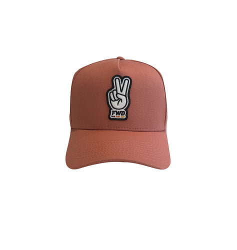 FWD Peace Hat