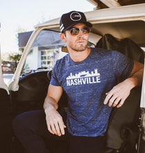Load image into Gallery viewer, Nashville Skyline Tee