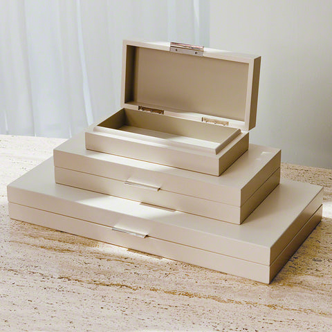 Luxe Organizer Boxes - Barbara Barry