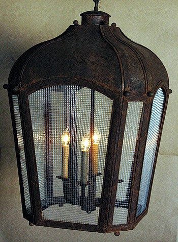 Hanging Carriage Light