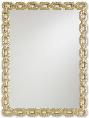 Betty June Mirror - Currey & Co