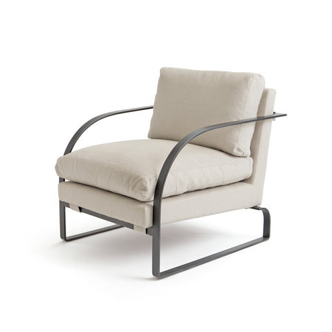 Elyse Linen Chair
