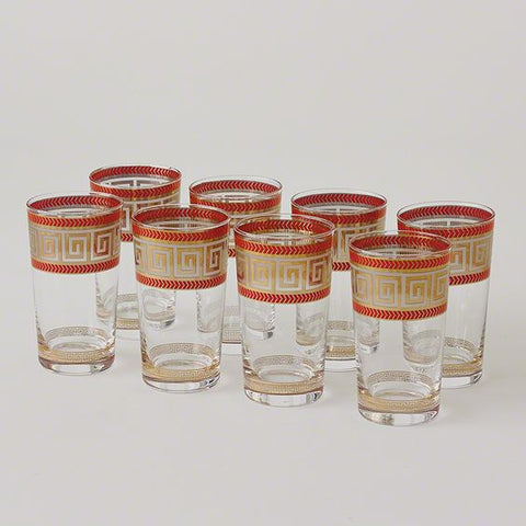 Modernique Glasses - Set 8