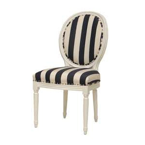 Lyon Oval Back Side Chair - Palecek