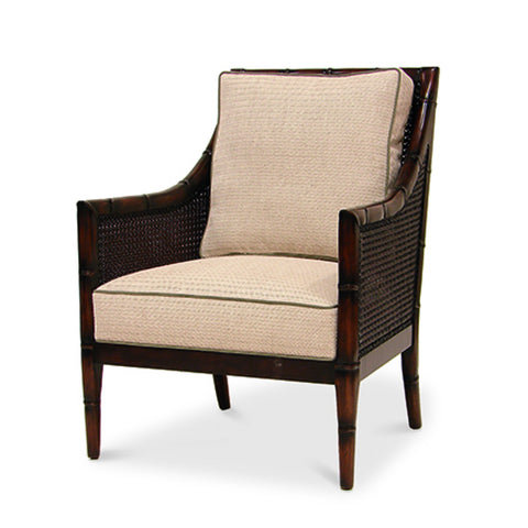 Belvedere Cane Loung Chair