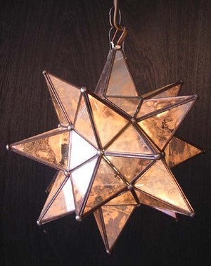 Star Ceiling Light - Worlds Away
